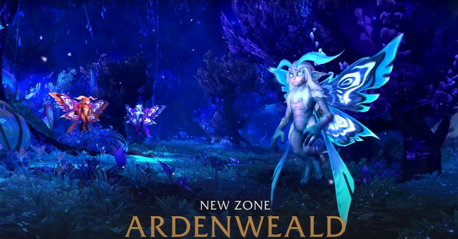 A Promotional Campaign Has Blizzard Granting A New Adorable Fae-Inspired Transmog Set To World Of Warcraft Subscribers