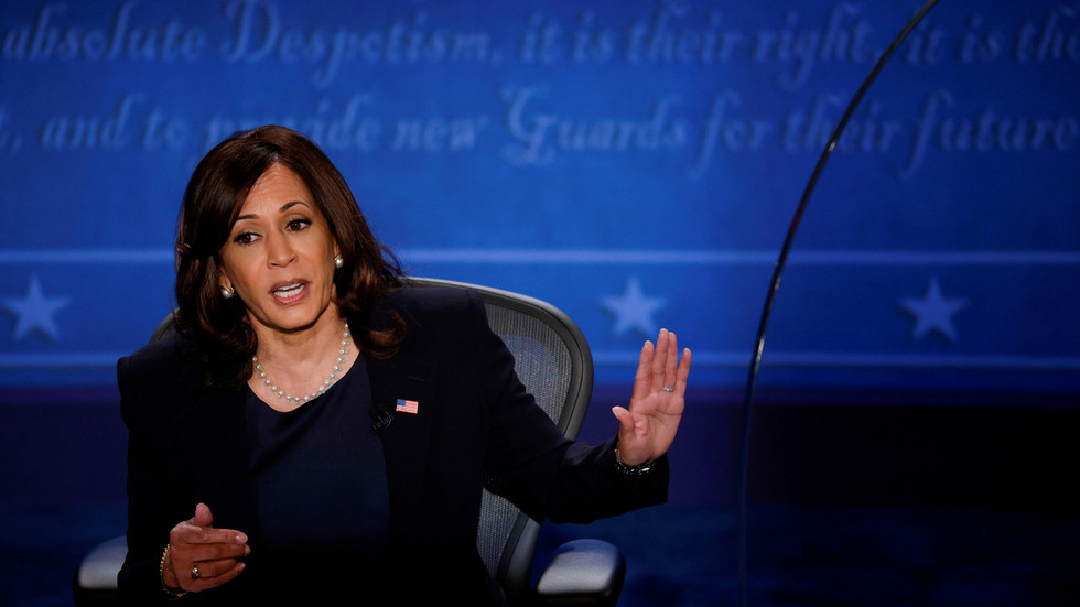 Harris slams Trump for not asking Putin about NYT Russian bounties story – a rumor, for which PENTAGON sees no proof