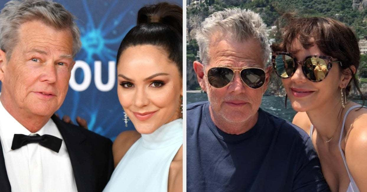 Katharine McPhee Is Pregnant With Her First Child