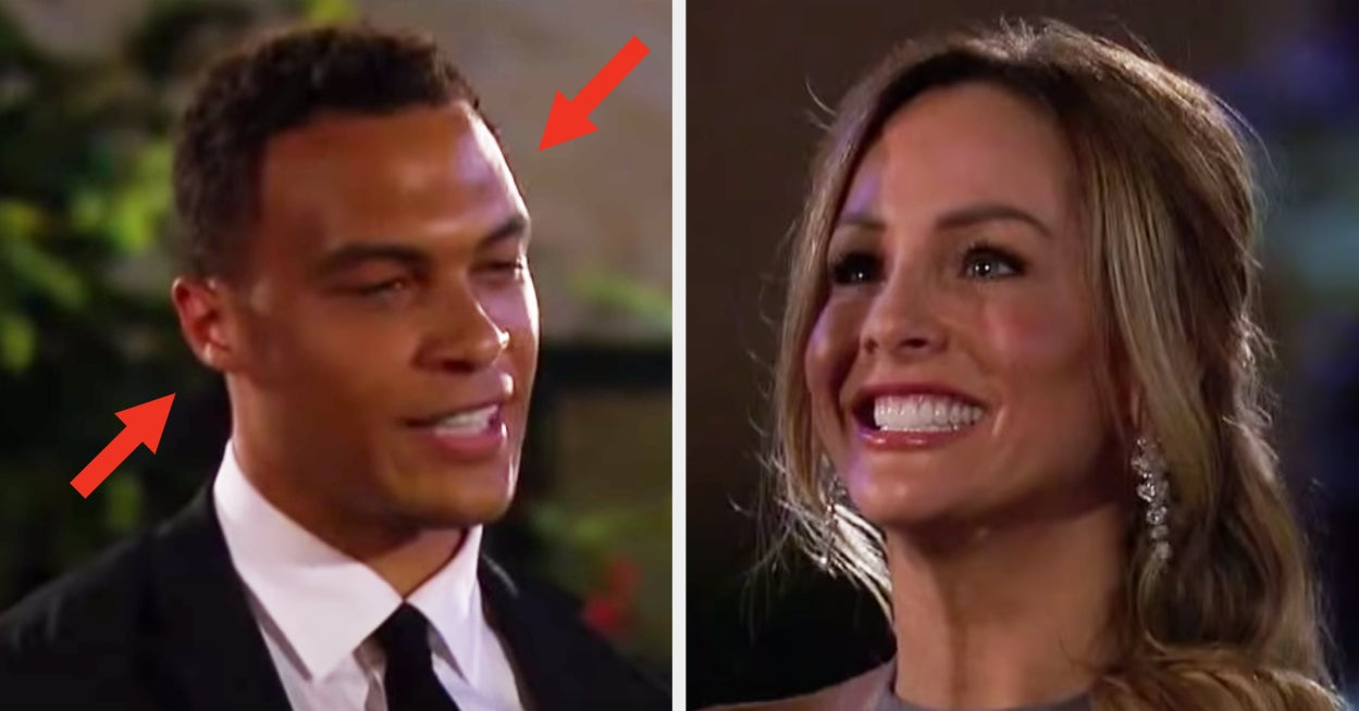 """People Are Obsessed With The Moment Clare Crawley And Dale Moss Met During """"The Bachelorette"""" Premiere"""
