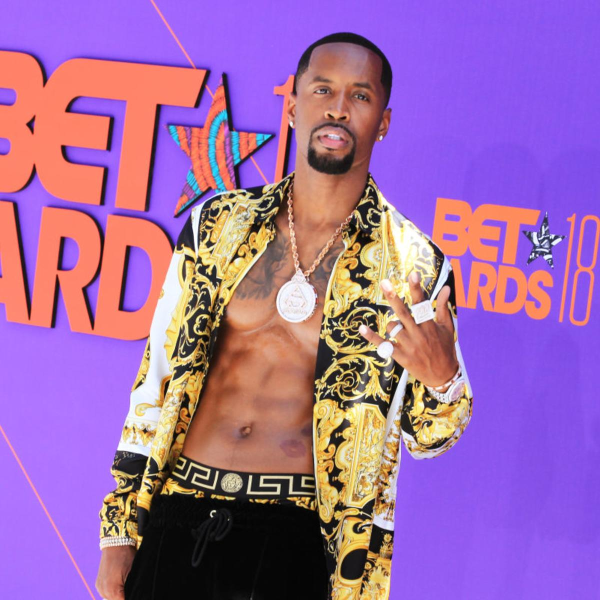 Safaree Reveals To Fans How He Got His Abs – See His Message And Video