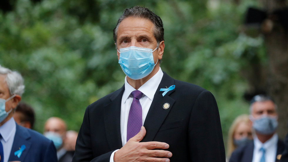 New York Governor Cuomo goes 'full anti-vaxxer' on Covid-19 vaccine, says people should be 'very skeptical'