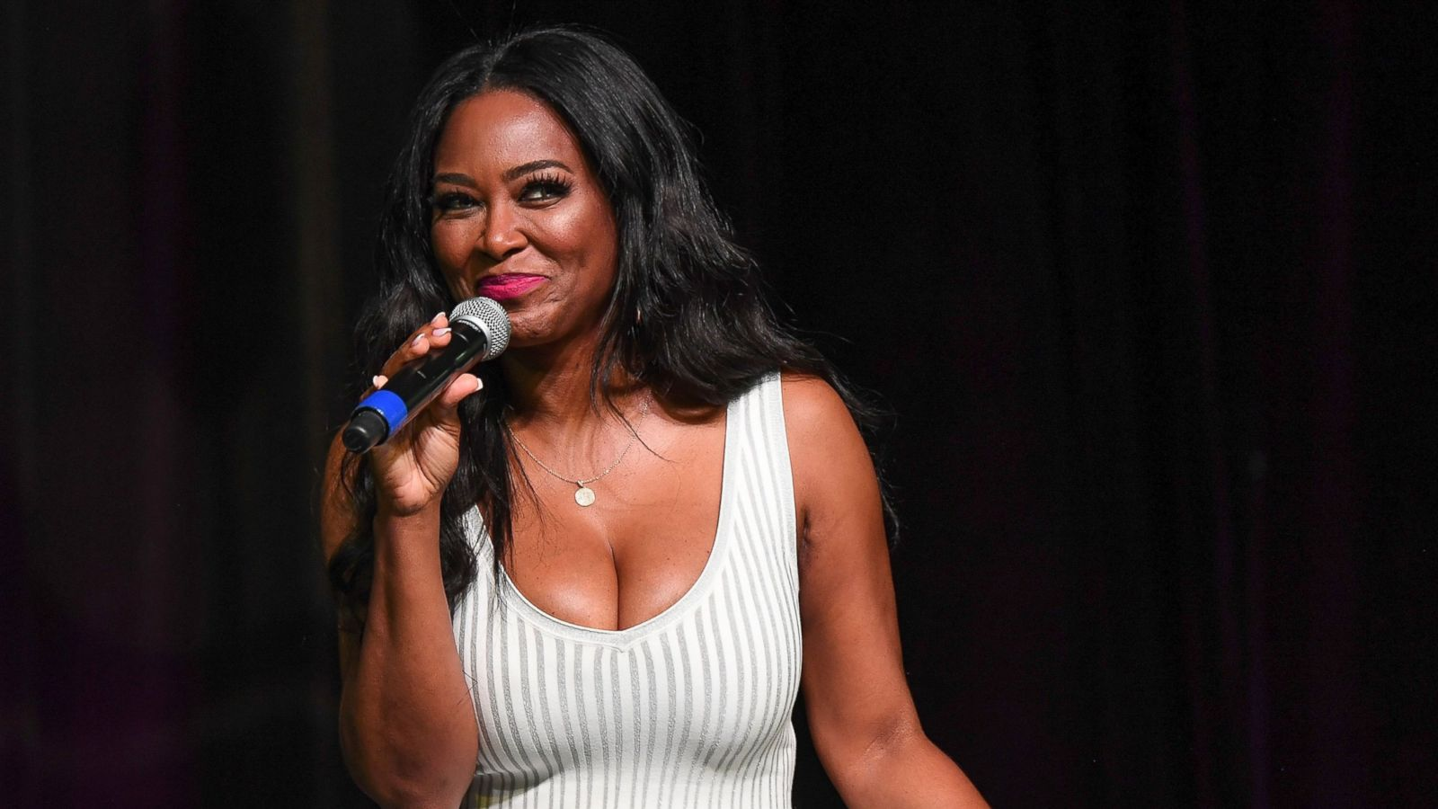 Kenya Moore Publicly Proclaims Her Love For Cynthia Bailey Following The Wedding