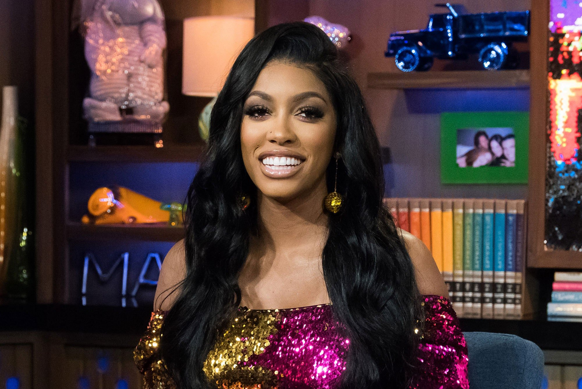 Porsha Williams Shares The Most Exciting Announcement – Check It Out Here