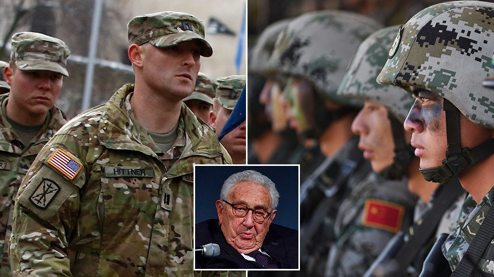 US-China standoff creating conditions similar to pre-WWI Europe, Kissinger warns
