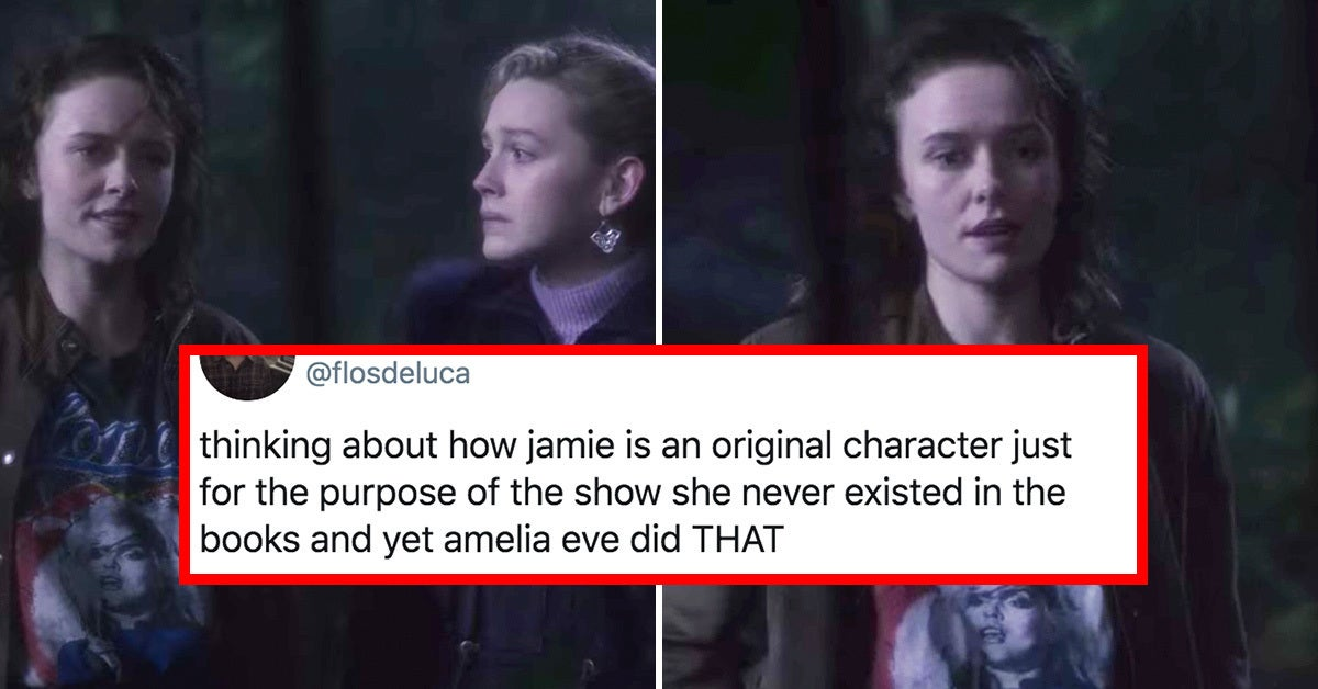 "23 Posts You'll Only Understand If You've Fallen In Love With Jamie From ""Haunting Of Bly Manor"""