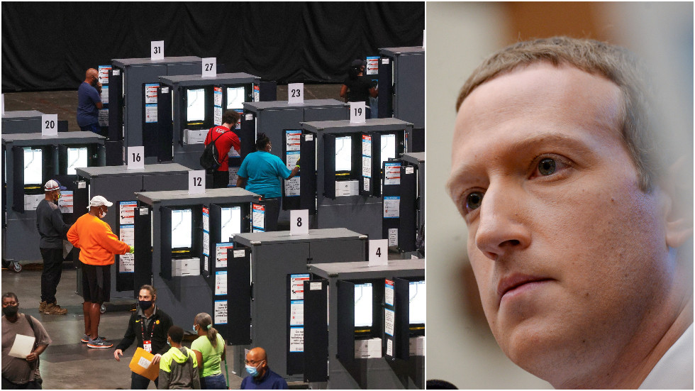 Zuckerberg donates $100mn more for 'safe elections' as judge says no law prohibits private funding despite 'risk of skewing' vote