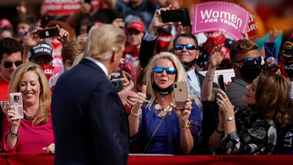 Trump attacks Hillary, yells at NBC, but admits he's less famous than JESUS in raucous post-Covid rally