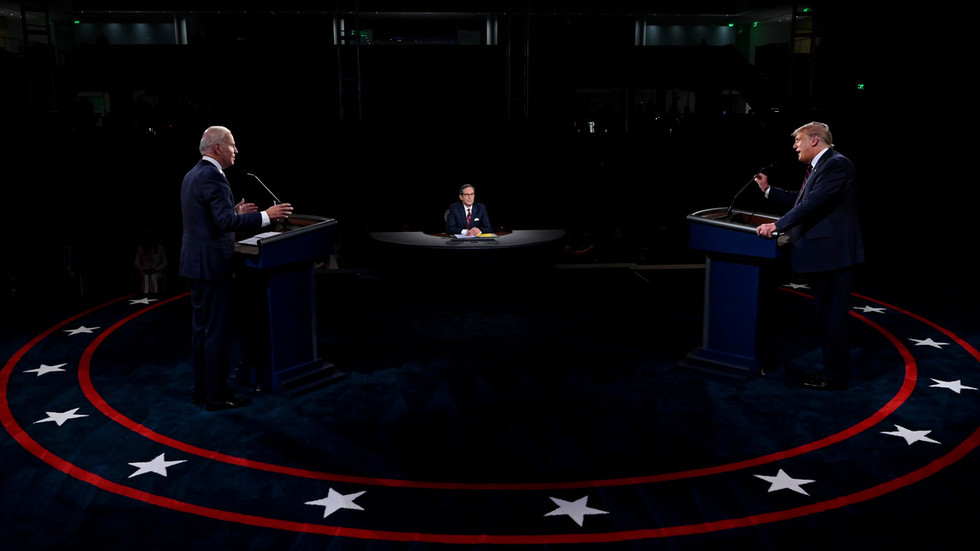 Biden to take voter questions 'directly' after Trump condemns plans for 'virtual debate' & suggests changing date