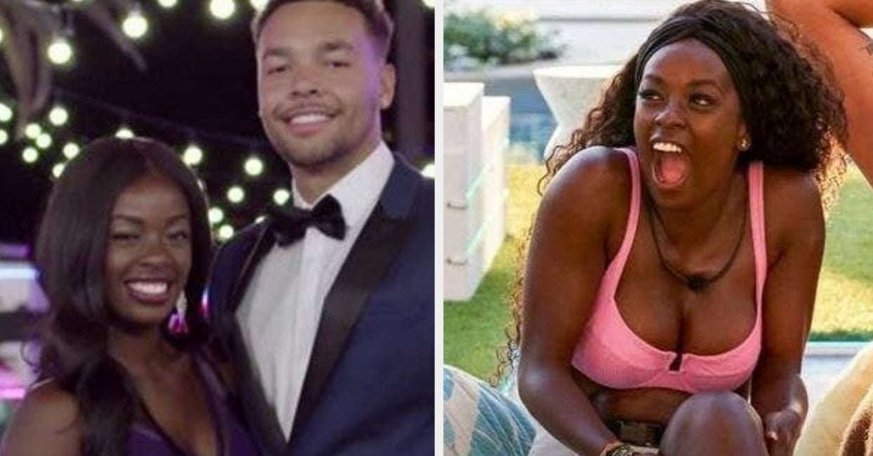 """""""Love Island"""" Crowned Justine And Caleb As Their Season 2 Winners, And The Jaleb Hive Lost It"""