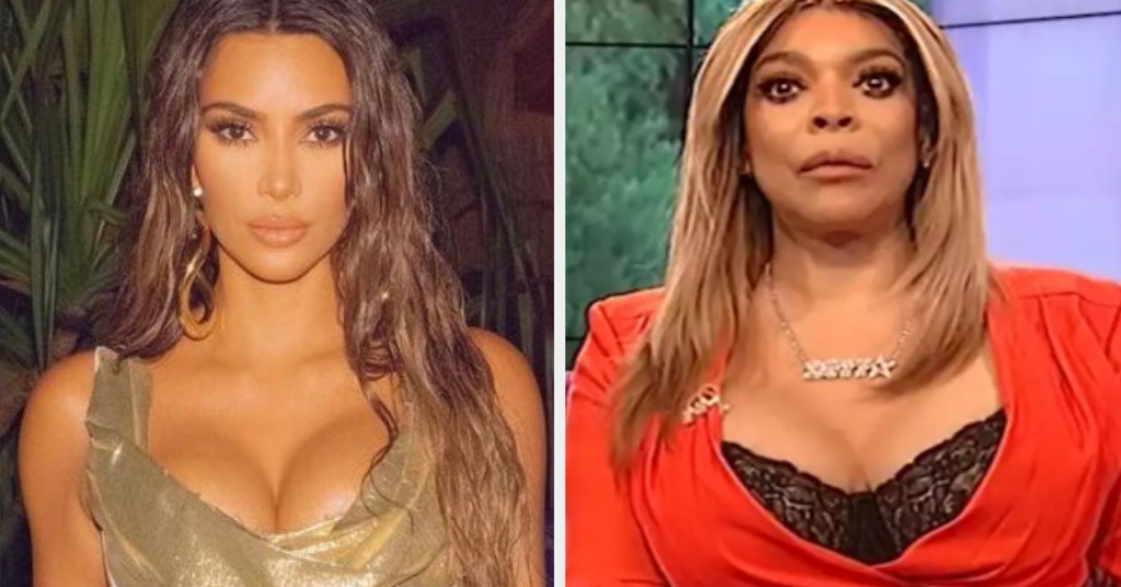 Kim Kardashian Is Getting A Lot Of Backlash For Posting Pics From Her 40th Birthday Celebration