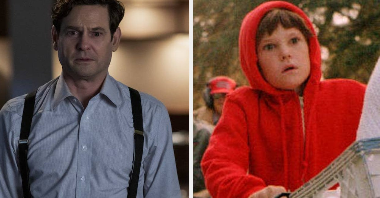 "Holy Cow I Just Realized Uncle Henry From ""The Haunting Of Bly Manor"" Is The Little Kid From ""E.T."""