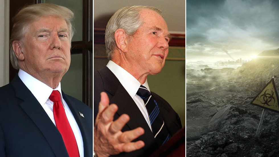 Televangelist Pat Robertson predicts Trump will win re-election and bring about THE END TIMES