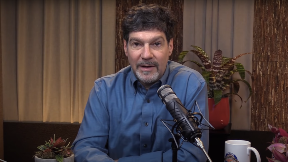 Then they came for the LEFT: Facebook deletes account of biologist & Big Tech critic Bret Weinstein without explanation