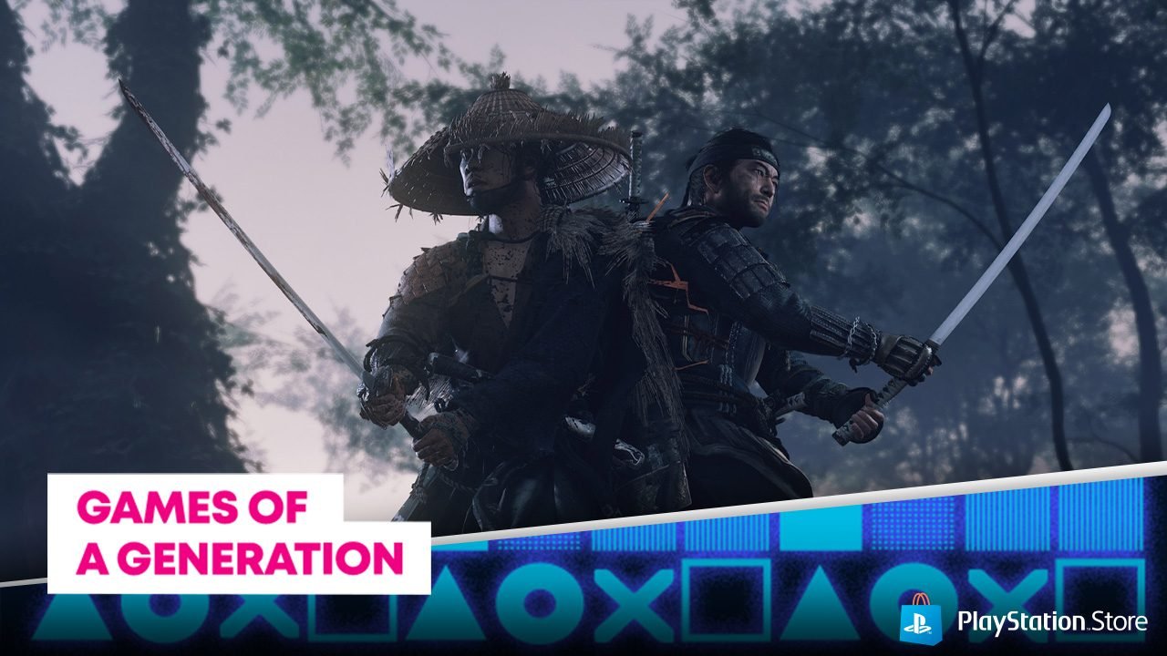 Games of a Generation promotion comes to PlayStation Store