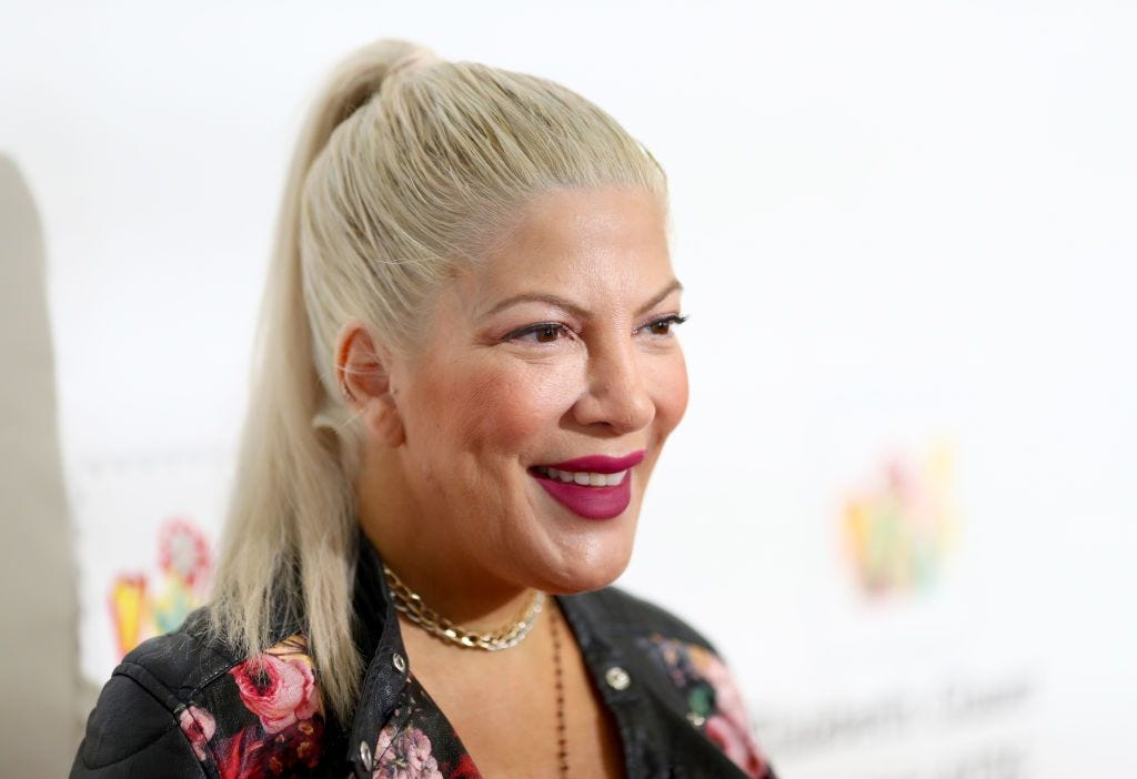 Tori Spelling Rumored To Join RHOBH – Fans Are Split