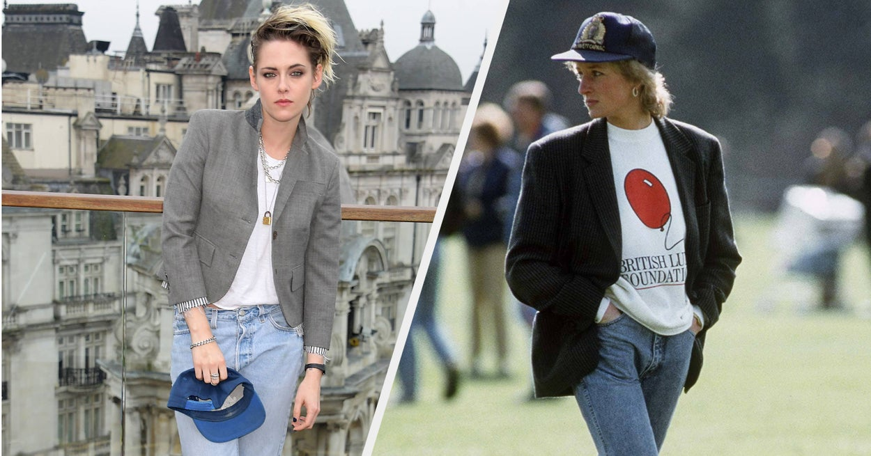 Kristen Stewart Is Pretty Nervous About Perfecting Princess Diana's Accent