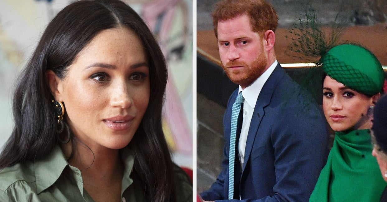 """Meghan Markle Opened Up About What It Was Like Being """"The Most Trolled Person In The Entire World"""""""