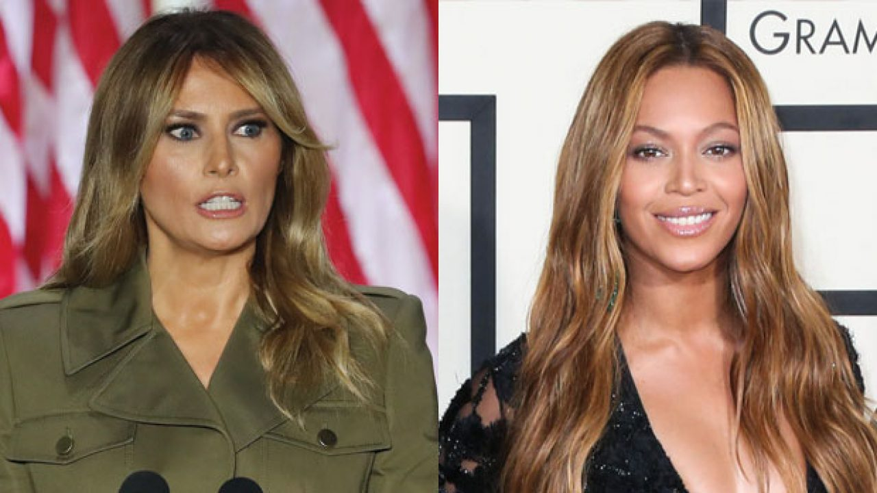 Melania Trump – New Leaked Phonecall Recording Reveals The FLOTUS Was Shocked To Learn About Beyonce Being On The Cover Of Vogue In 2018