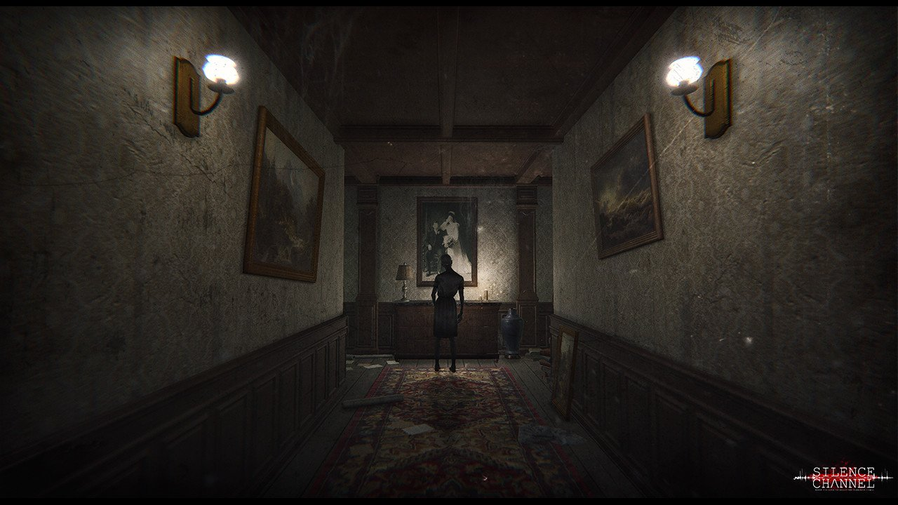 Silence Channel Is An Upcoming Horror Game That Has Just Released A New Demo