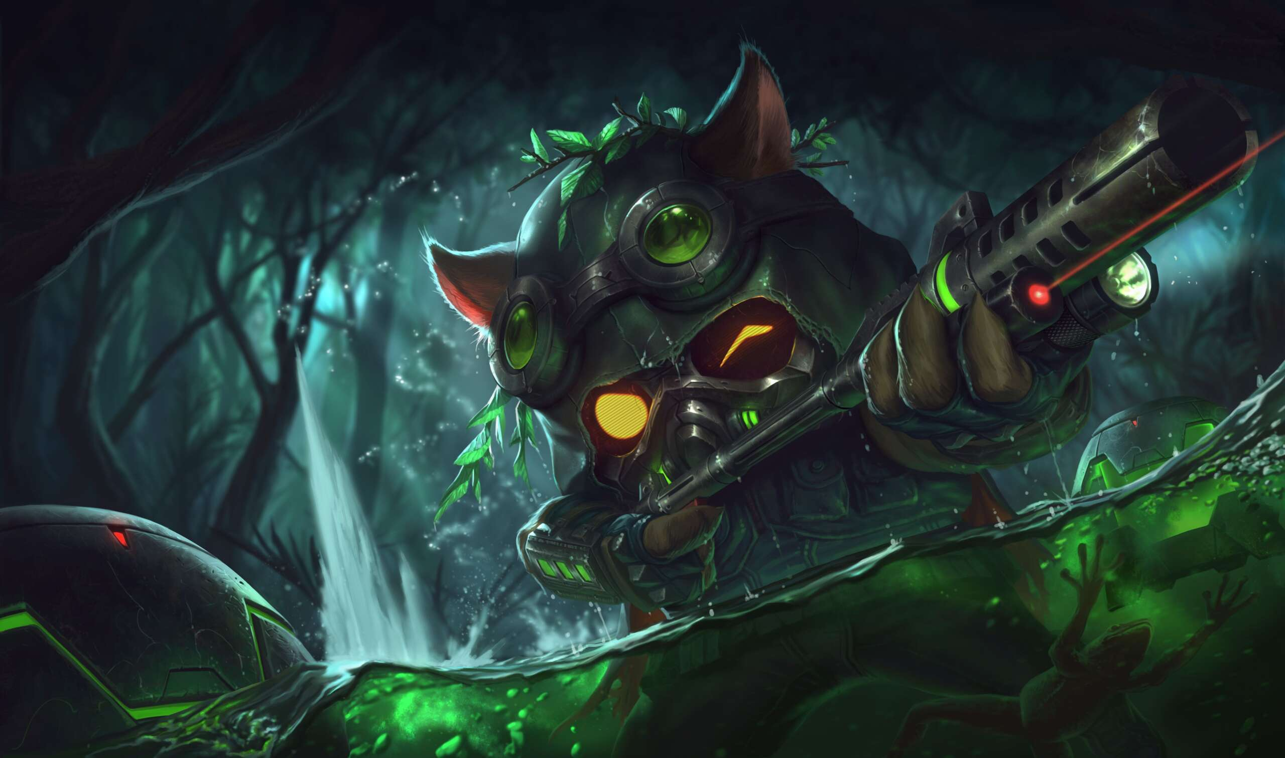 One Of Best Teemo Top Lane Counters To Survive The Laning Phase For Current League Of Legend Season Ten