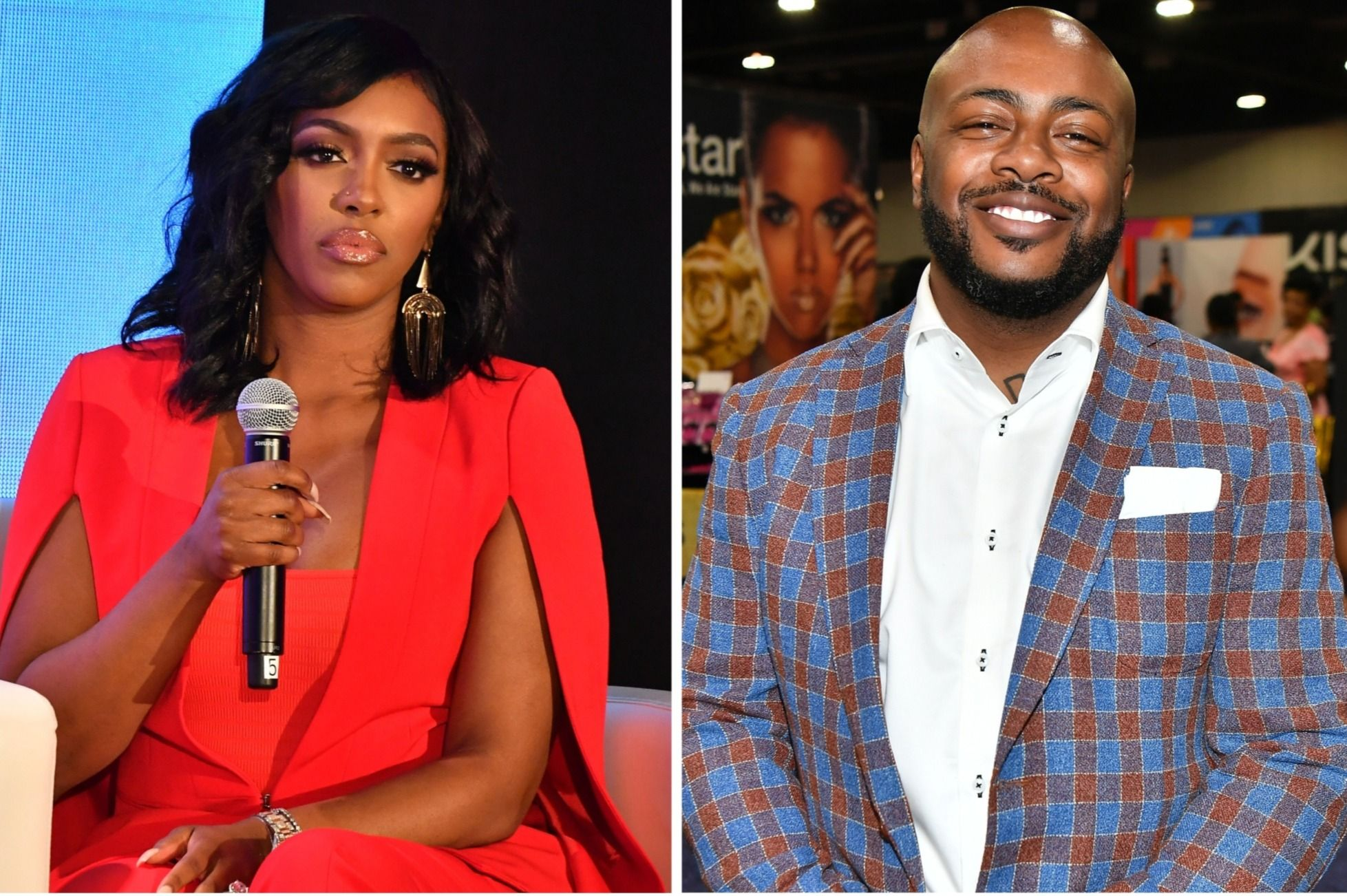 Porsha Williams And Dennis McKinley Still Trying To Make It Work After 'Quietly' Separating Again – Here's Why!
