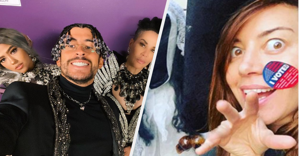 19 Latinx Celeb Moments You Might Have Missed This Week