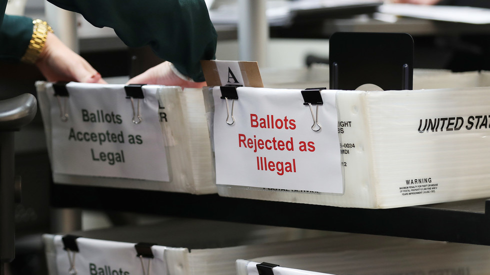 Man BURNS ballot box in Boston, gets arrested, as authorities insist most of the votes inside were fine