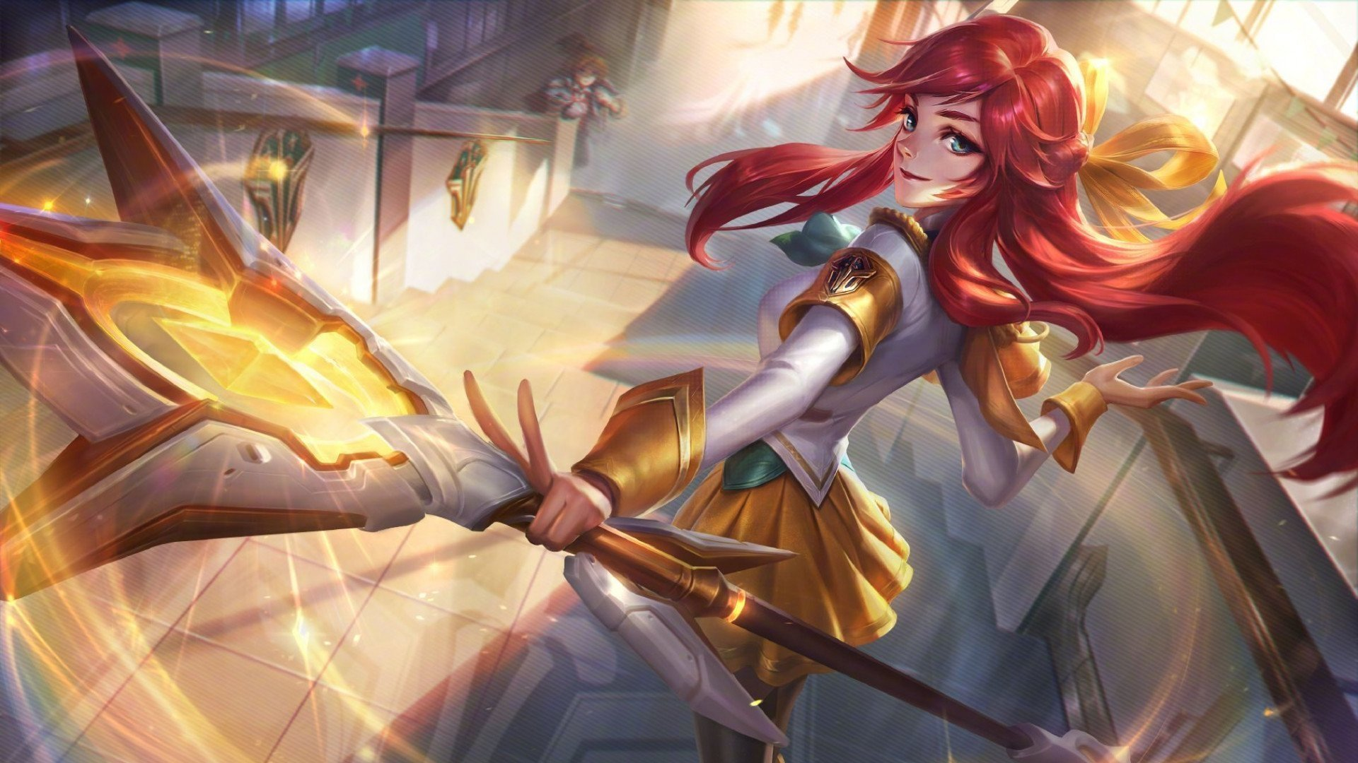 One Of Best Lux Runes, Masteries, Early And Core Items For Current League Of Legend Season Ten