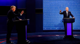 Second US presidential debate set for October 15 OFFICIALLY off, commission says