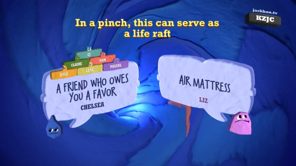 The Jackbox Party Pack 7