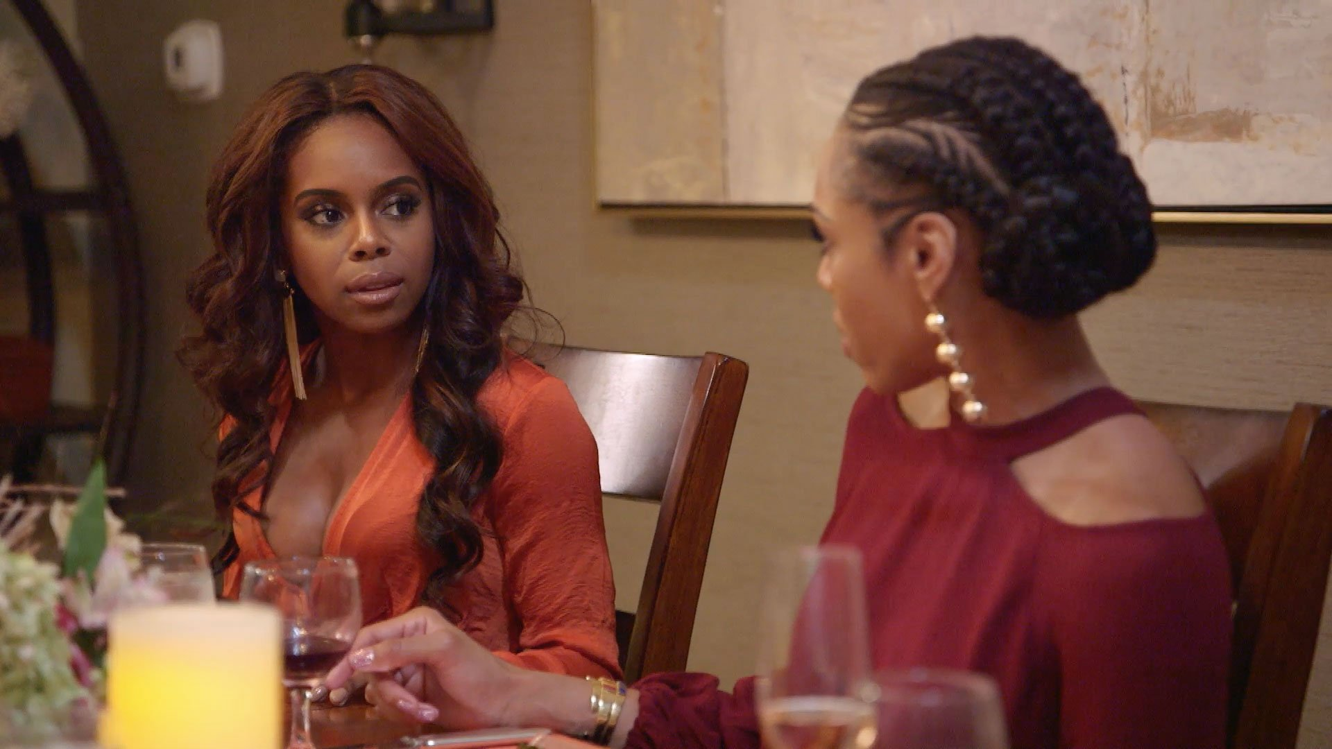RHOP: Monique Wanted To Apologize To Candiace Dillard Before She Pressed Charges — Karen Huger Calls Out Robyn Dixon