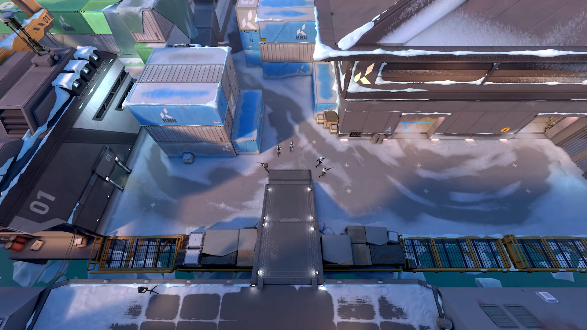 Riot Games Fixes Bugs On VALORANT's Icebox Map On New Update, Confirms More Patch To Come