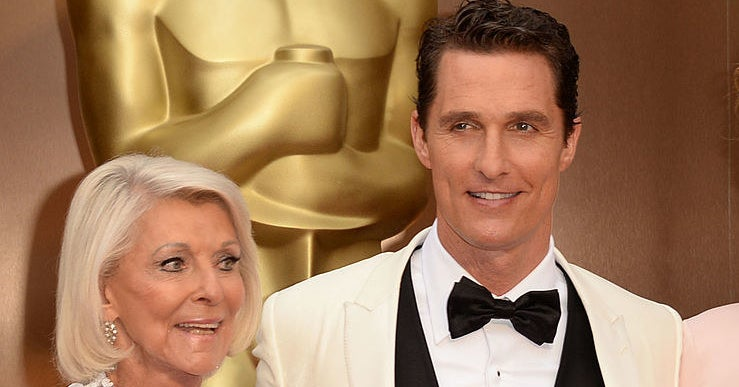 Matthew McConaughey Revealed Why He Didn't Speak To His Mom For Eight Years, And It's Pretty Dark
