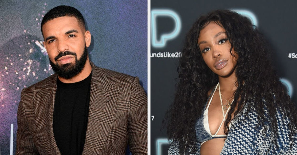 SZA Confirmed She Used To Date Drake — But With An Important Clarification
