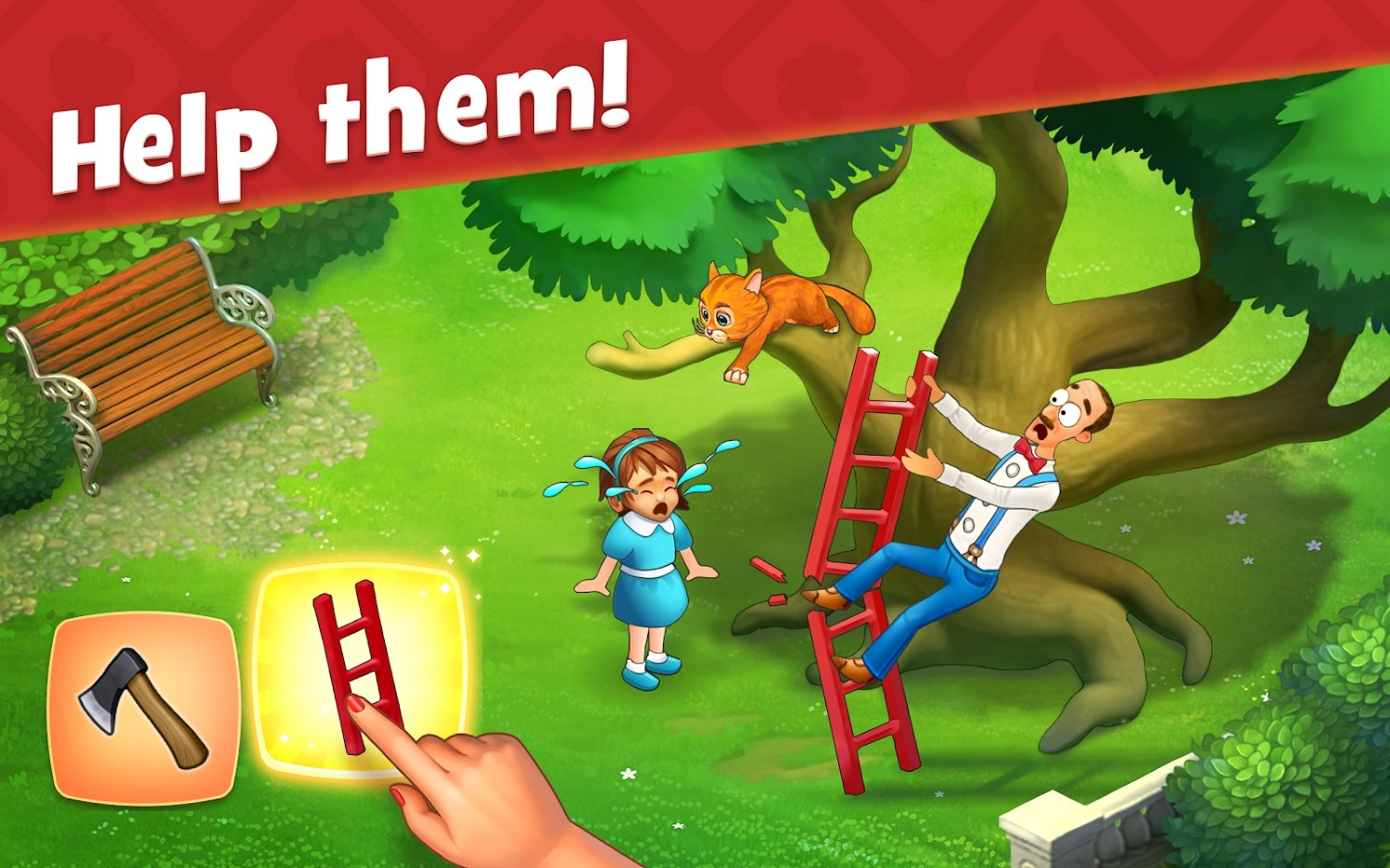 The UK Advertising Standards Authority Has Banned Misleading Gardenscapes And Homescapes Mobile Game Ads