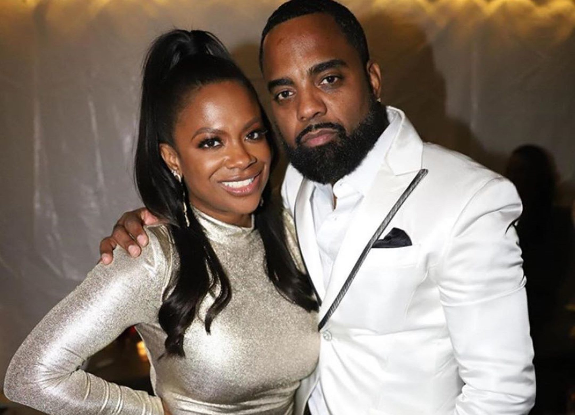 Todd Tucker Shares A Video With His Family – Check Out Kandi Burruss, Ace Wells Tucker, And Baby Blaze!