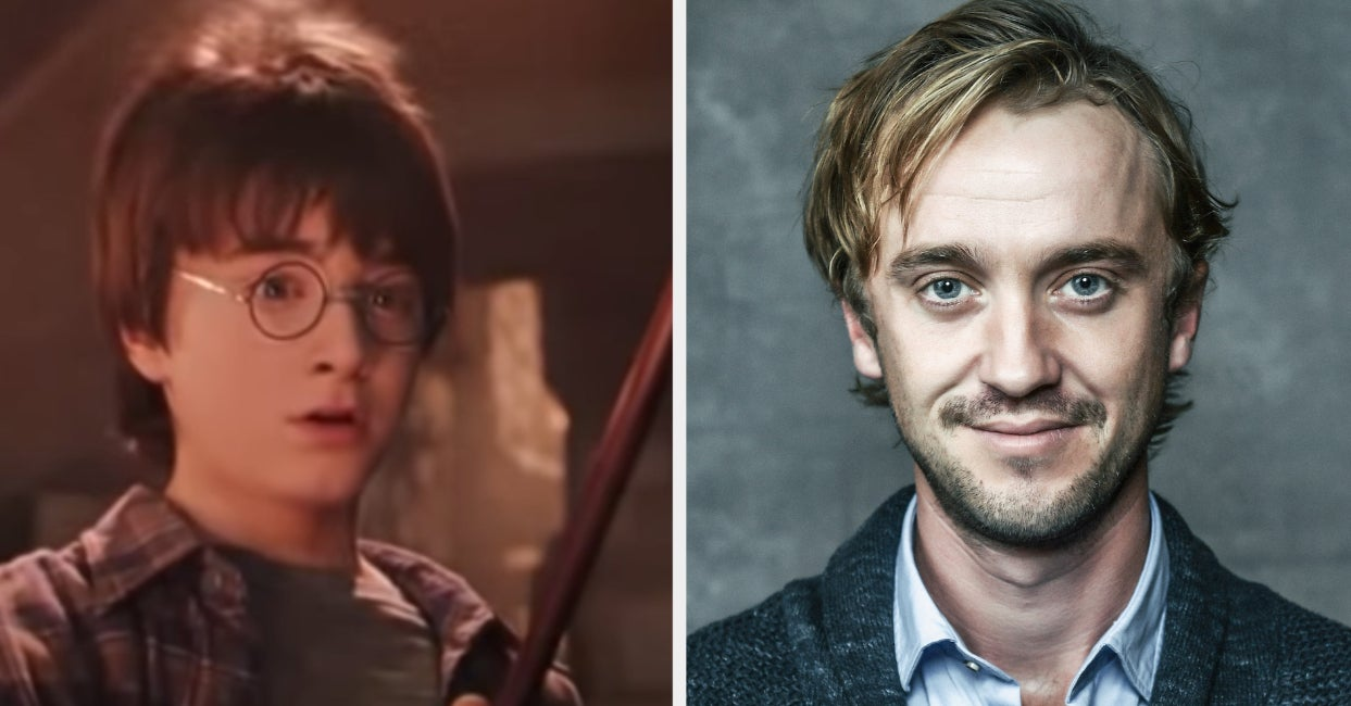 "Tom Felton Said He Wants To Organize A ""Harry Potter"" Reunion For The 19th Anniversary"