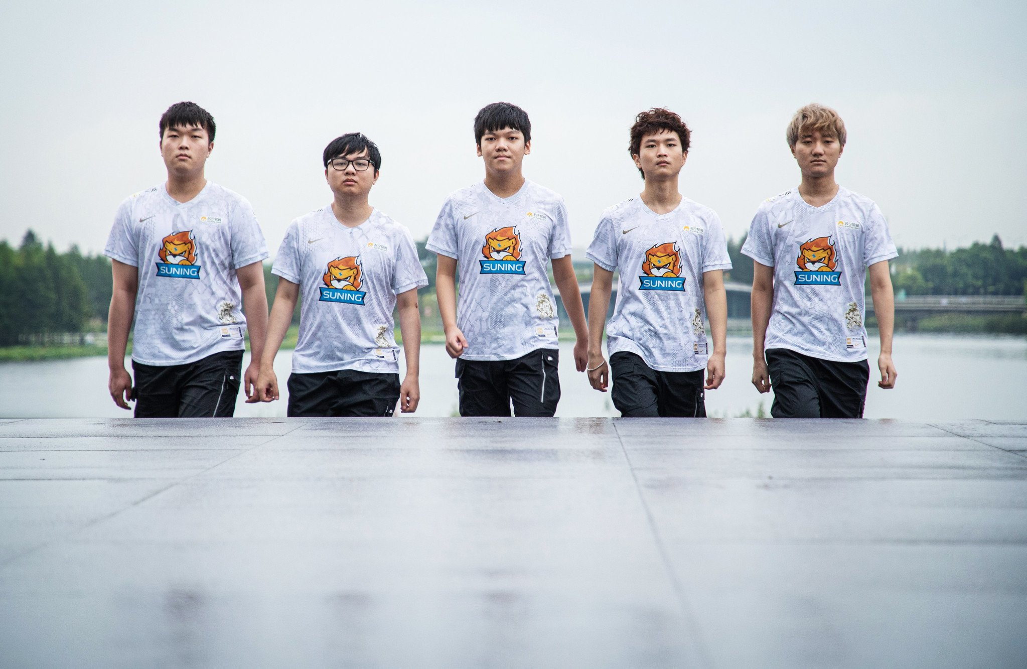 League Of Legends World Championship 2020 Main Group Event Day Three: Team Liquid Vs Suning