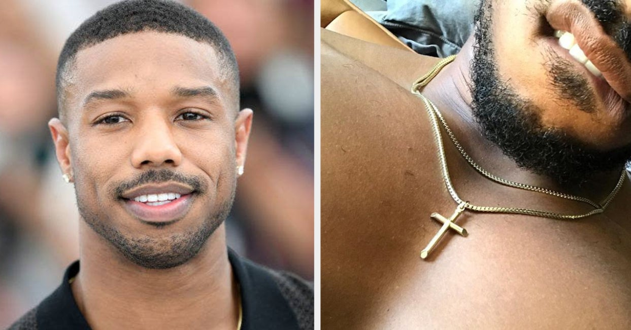 Michael B. Jordan Posted The Thirstiest Of Thirst Traps To Remind People To Vote, And I Am Sweating