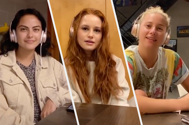 Lili Reinhart, Madelaine Petsch And Camila Mendes Made A Joint TikTok Account And It's Glorious