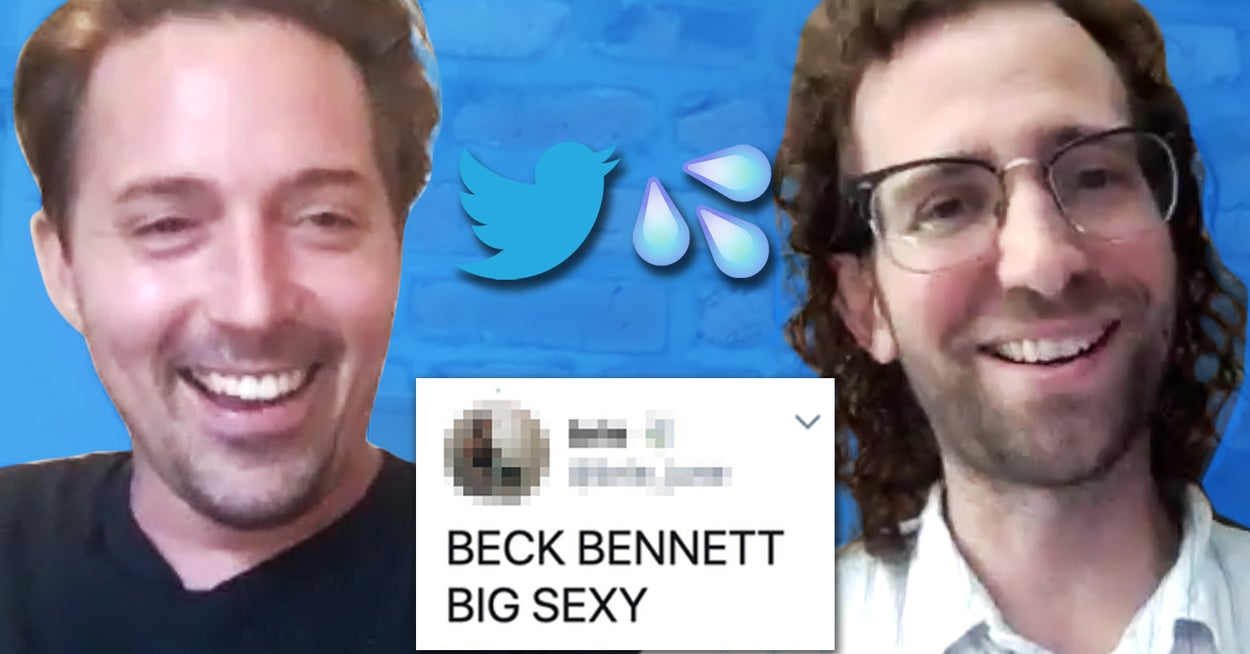 """Saturday Night Live"" Stars Beck Bennett And Kyle Mooney Read Your Thirst Tweets, And It Was Truly A Fun 'N' Sexy Time For Us All"