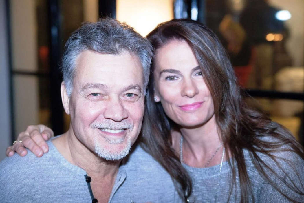 Eddie Van Halen's Wife Comes Out With Heartfelt IG Post Amid The Guitarist's Death From Cancer