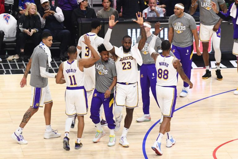 Los Angeles Lakers Confident Against Miami Heat in Game 2 of the NBA Finals, 124-114