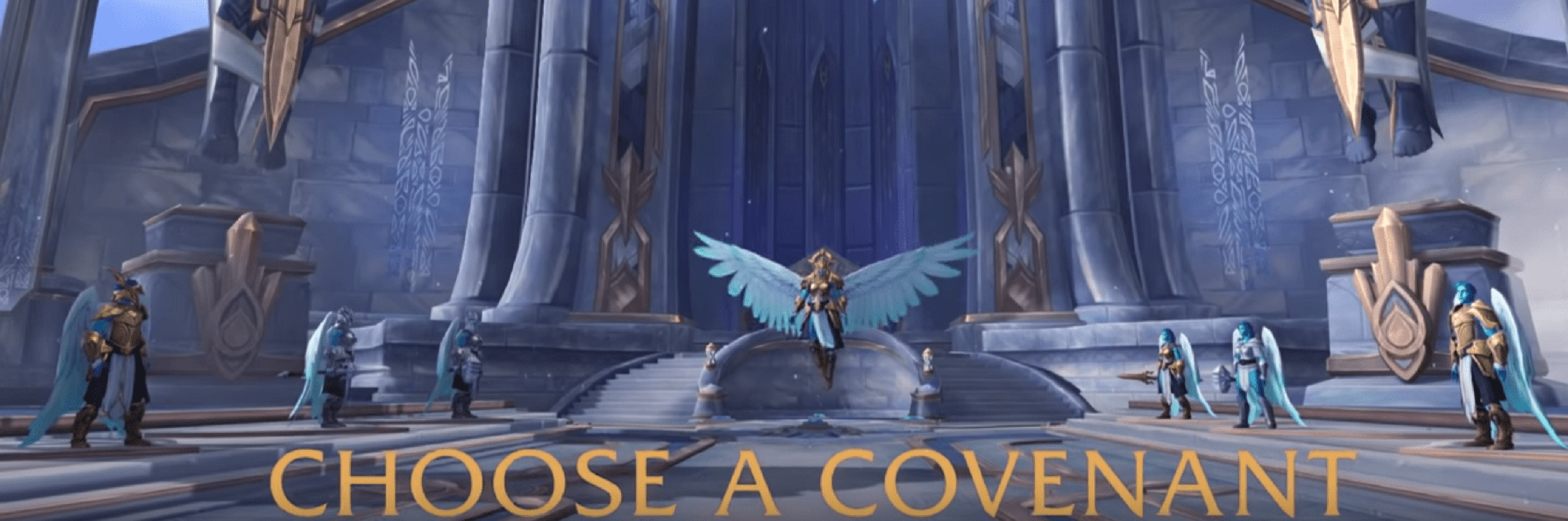 Latest World Of Warcraft: Shadowlands Beta Build Brings Changes To Covenant Soulbinds
