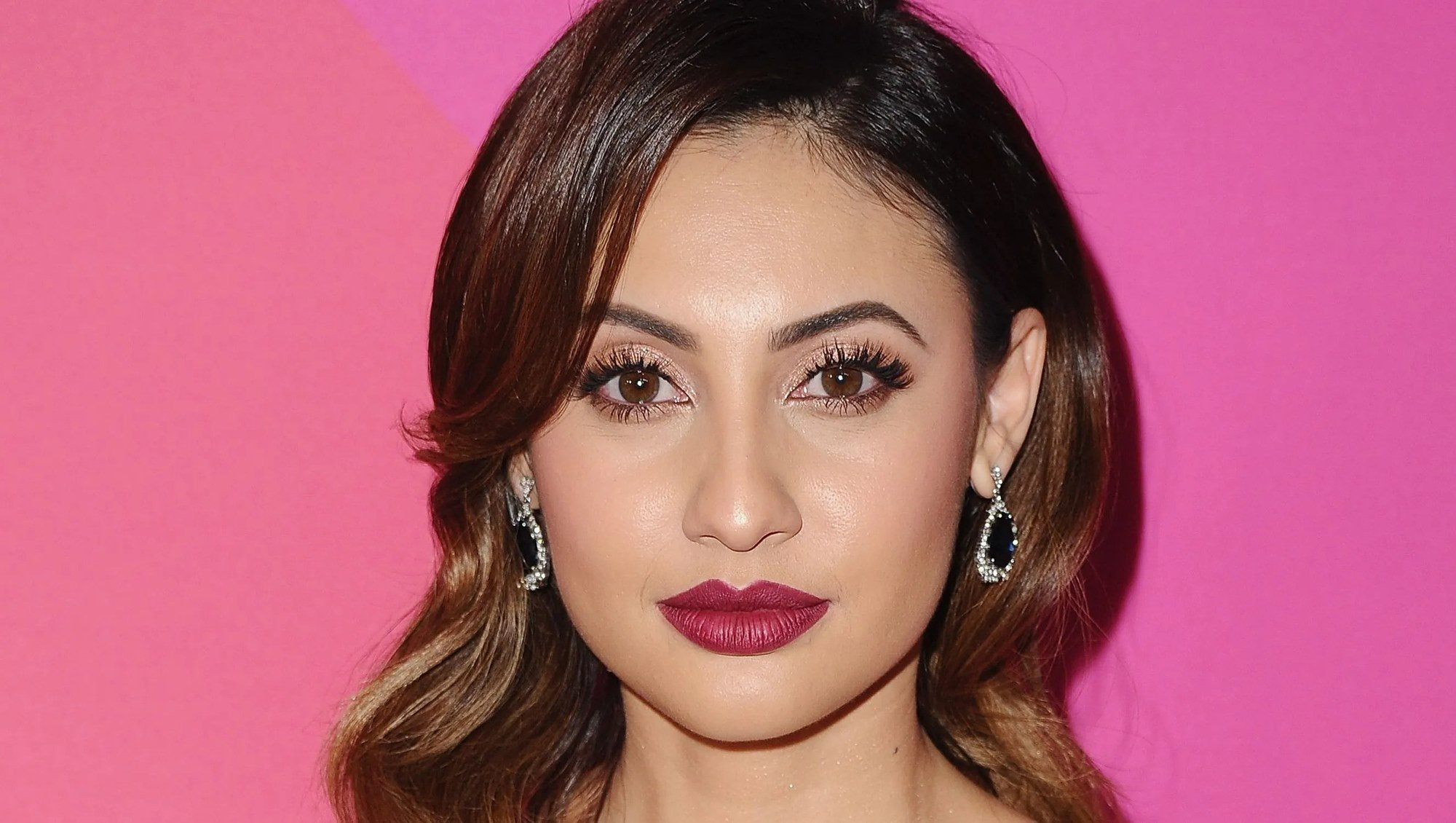 President Donald Trump's Supporters Allegedly Boxed In Actress Francia Raisa — Tearful Video Sparks Reactions