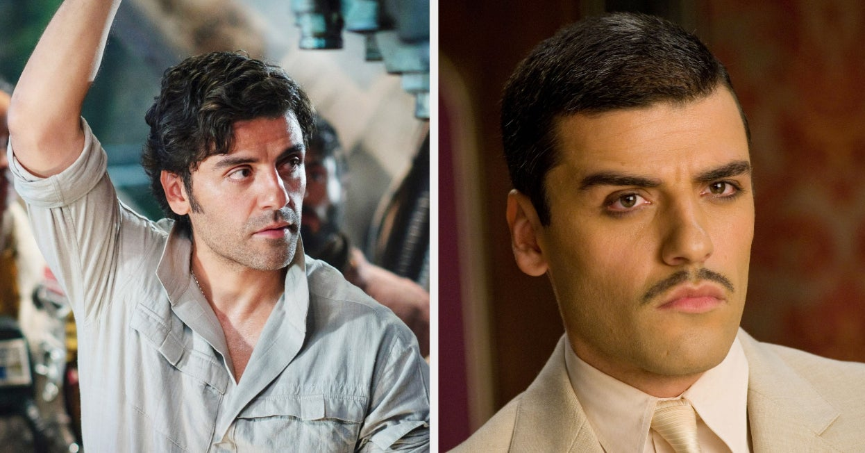 Oscar Isaac Has Been In Over 35 Films — How Many Have You Seen?