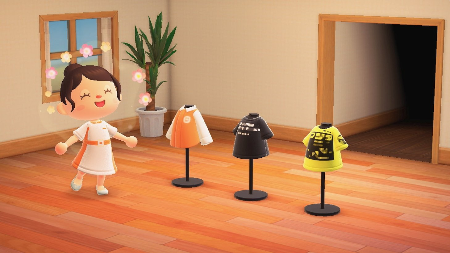 Japan's Hamster Corporation Reveals Custom Designs And News Station For Animal Crossing: New Horizons