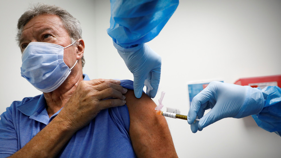 Take the jab or lose your job: Medical journal calls for a MANDATORY Covid vaccine, says 'noncompliance should incur a penalty'