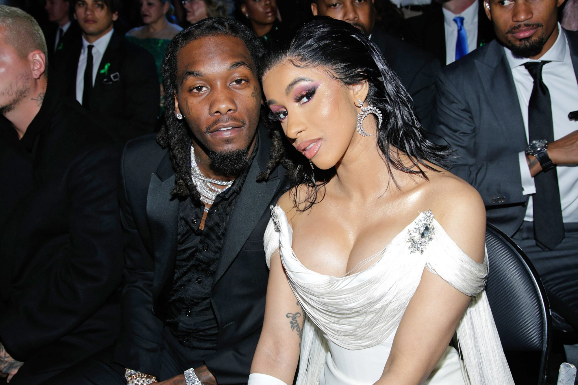 Offset Reportedly Really Happy Cardi B Took Him Back – He Thinks They're Perfect For Each Other!